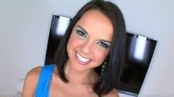 AMATEUR ALLURE - DILLION HARPER HER YOUNG THROAT GAGGING ON DICK